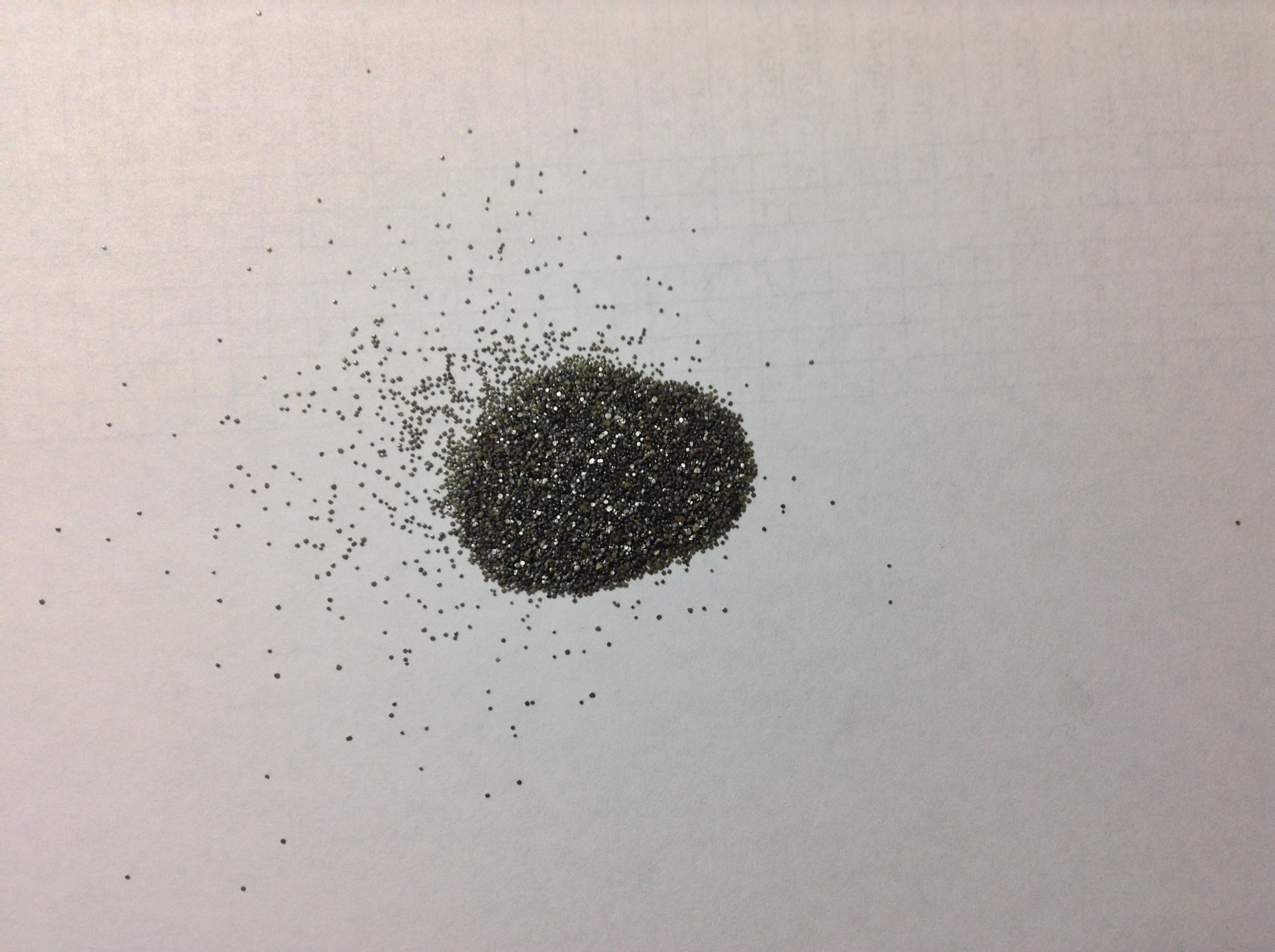 Granules Vs Powder